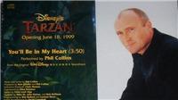 'You'll Be in My Heart': Cùng 'Tarzan' khép lại kỷ nguyên Phục hưng của Disney