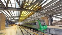 Đảm bảo an toàn sau khi tuyến đường sắt Cát Linh - Hà Đông được xông điện