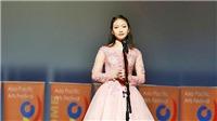 Hai giọng ca trẻ Việt giành giải cao tại liên hoan nghệ thuật châu Á