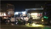 Tai nạn giao thông liên hoàn khiến 1 người chết, 11 người bị thương