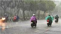 Đà Nẵng đến Bình Thuận, Tây Nguyên và Nam Bộ tiếp tục có mưa to, gió giật