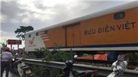 Tai nạn đường sắt tại Nam Định, 4 người thương vong