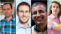 4 nhà toán học đoạt huy chương Fields 2018