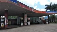 Bắt hai tên Trung Quốc cướp tiền và cướp ô tô đâm vào công an