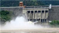 Mở 1 cửa xả đáy hồ Thủy điện Sơn La và mở thêm 1 cửa xả đáy hồ Hòa Bình