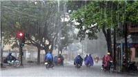 Thời tiết hôm nay: Mưa lớn ở Bắc Bộ, cảnh báo lũ trên các sông đạt đỉnh