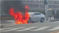 Xe BMW xảy ra nhiều sự cố cháy nổ tại Hàn Quốc