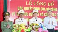 Công bố quyết định bổ nhiệm hai Phó Giám đốc Công an thành phố Đà Nẵng