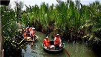 Điểm du lịch rừng dừa nước Bảy Mẫu Hội An 'ô nhiễm' bởi tiếng ồn