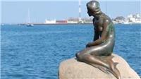 Ngày Nàng tiên cá xõa tóc trên bến cảng Copenhagen