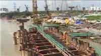 Dự án chống ngập 10.000 tỷ đồng ngưng thi công: 'Xin' Thủ tướng gỡ vướng