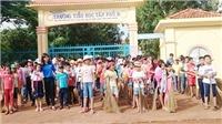 Không có vụ 'bắt cóc hụt học sinh' tại Trường Tiểu học Tân Phú B, Bình Phước