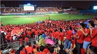 Sân vận động Ninh Bình chờ đón CĐV trên U23 Việt Nam - U23 UAE