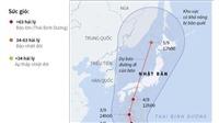 Nhật Bản đối phó với siêu bão Jebi, cơn bão khả năng mạnh nhất 25 năm qua