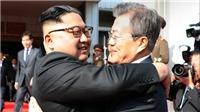 Nhà lãnh đạo Triều Tiên Kim Jong-un tái cam kết phi hạt nhân hóa Bán đảo Triều Tiên
