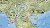 USGS: Động đất mạnh 5,6 độ tại tỉnh Vân Nam của Trung Quốc