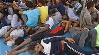 Hơn 100 người di cư chết ngoài khơi Libya do thuyền cao su chìm