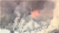 Mỹ: Hàng chục vụ cháy nổ xảy ra tại bang Massachusetts