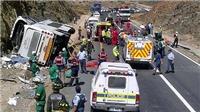 Tai nạn giao thông tại Nam Phi và Afghanistan làm hàng chục người thiệt mạng