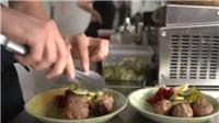 VIDEO: Nhà hàng sử dụng đồ ăn thừa tại Thụy Điển