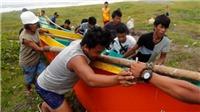 Siêu bão Mangkhut đổ bộ Philippines, hàng vạn người phải sơ tán khẩn cấp