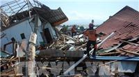 Động đất, sóng thần tại Indonesia: Số người thiệt mạng và mất tích lên tới hơn 1.670 người