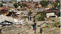 Động đất, sóng thần tại Indonesia: Có thể còn hơn 1.000 người mất tích