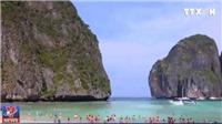 VIDEO: Vịnh Maya của Thái Lan đóng cửa vô thời hạn