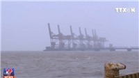 Hàn Quốc hủy hàng trăm chuyến bay do bão Kong Rey