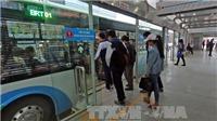 Hà Nội triển khai thí điểm hệ thống vé điện tử trên tuyến buýt nhanh BRT