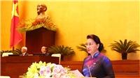 Toàn văn bài phát biểu của Chủ tịch Quốc hội Nguyễn Thị Kim Ngân khai mạc Kỳ họp thứ 6, Quốc hội Khóa XIV