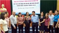 Lãnh đạo tỉnh Bắc Giang đối thoại với cán bộ, hội viên phụ nữ