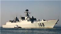 Điểm danh các con tàu tham gia cuộc tập trận hải quân ASEAN - Trung Quốc