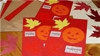 Những mẫu thiệp Halloween được yêu thích nhất và cách làm thiệp đơn giản không ngờ