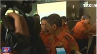 Tiếp cận khu vực phát ra tín hiệu hộp đen của máy bay bị rơi tại Indonesia