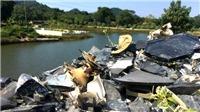 Phú Thọ: Cần ngăn chặn tình trạng đổ trộm rác thải vào Khu di tích lịch sử quốc gia đặc biệt Đền Hùng