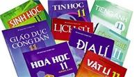 Sẽ thiết kế sách giáo khoa theo hướng hạn chế việc viết, vẽ trực tiếp vào sách