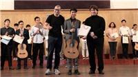 Cuộc thi Guitar Quốc tế Sài Gòn 2018, thí sinh Thái Lan thắng lớn