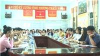 Phú Thọ sinh hoạt chuyên môn về phương pháp dạy Tiếng Việt lớp 1 theo Công nghệ giáo dục