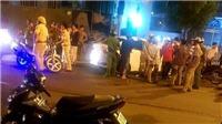 Cảnh sát giao thông truy đuổi ô tô vận chuyển ma túy trên đường phố TP HCM