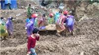 Vụ tai nạn sập hang khai thác vàng trái phép ở Hòa Bình: Đã tìm thấy một nạn nhân