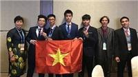 Việt Nam giành huy chương vàng Olympic Thiên văn học và Vật lý thiên văn