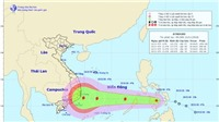 Áp thấp nhiệt đới, bão số 9 diễn biến phức tạp cần chủ động theo dõi ứng phó