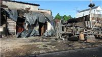 Vụ cháy xe bồn chở xăng làm 6 người chết: Tài xế ngủ 3-4 tiếng trước khi chạy tiếp