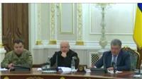 Ukraine ban bố tình trạng chiến tranh trên lãnh thổ