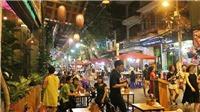 Kinh doanh đến 2 giờ đêm cuối tuần tại Hoàn Kiếm: Dân kêu, phường đề nghị đóng cửa