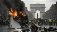 Pháp thắt chặt an ninh tại đại lộ Champs-Elysee