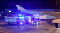 Đức bác nghi ngờ có hành vi tội phạm trong sự cố máy bay chở thủ tướng