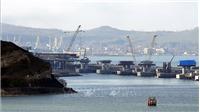 Nga nới lỏng phong tỏa các cảng biển trên Biển Azov