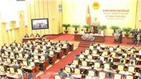 Lấy phiếu tín nhiệm đối với các chức danh do HĐND thành phố Hà Nội bầu